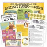 Free Carefresh Lesson In A Box Small Animal Pet Care Classroom Kit For Teachers