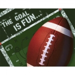 75$ of Coupons and Enter to win a Football Party!
