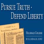 Free pursue Truth-defend Liberty Bumper Sticker