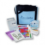 Fire Safe Seniors Magnets, Stickers And Kit
