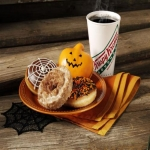 Free Halloween Or Pumpkin Spice Doughnut From Krispy Kreme