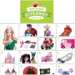 Mattel Shop Toy-a-day Giveaway