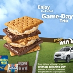 S'mores Fall Tailgating Instant Win Game