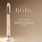 Sample Of Burberry Body Fragrance