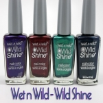 Wet'n'wild Wild Shine Nail Color
