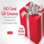 Fao Great Gift Giveaway Sweeps