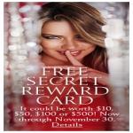 Victoria's Secret Rewards Card