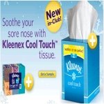 Kleenex Tissues Sample