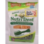 Nutri Dent Dental Chews For Dogs By Nylabone