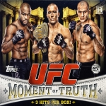 1 Free 2011 Ufc Topps Moment Of Truth Card