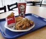 KFC – Kentucky fried Chicken Win Lunch for a year