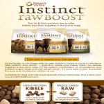 Instinct Rawboost Pet Food