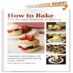 Kindle Book Called How To Bake