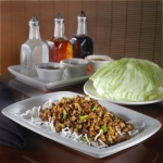 Lettuce Wrap At Pf Changs