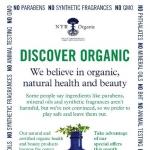 Nyr Organic Skin Care Product Sample