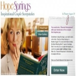 Hope Springs Inspirational Couple Sweepstakes