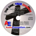 Audio Evangelism – Audio CDs