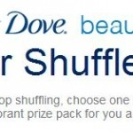 The Dove Shuffle n Win Game