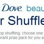 The Dove Shuffle n Win Game