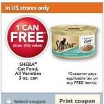 Can Of Sheba Cat Food At Petsmart