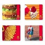 Mcdonalds Gift Card