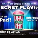 Win A Ice For A Year And Sample At Ritas Italian Ice