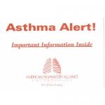 Asthma Wallet Card