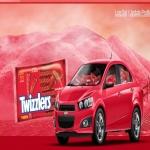 Twizzlers Summer Sidekick Instant-win Promotion