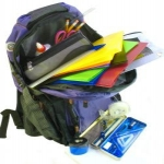 Win A Backpack Loaded With School Supplies.