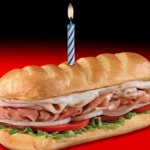 Firehouse Sub On Your Birthday