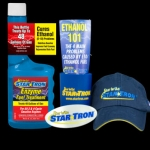 Star Tron Fuel Treatment Sample