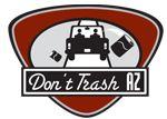 Dont Trash Arizona Litter Bag