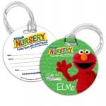 Elmo Nursery Water Bag Tag