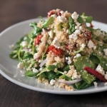 Enter To Win A Dream Adventure Vacation And A Quinoa  Arugula Salad