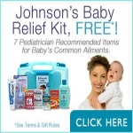 Johnsons Baby Relief Kit Giveaway