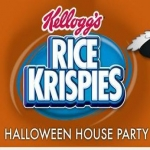 Kelloggs Rice Krispies Halloween House Party