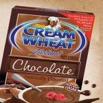 Sampe Of Cream Of Wheat Chocolate