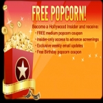 Medium Popcorn At Hollywood Theaters
