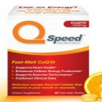 Q Speed Fast Melt Coq10 Supplement