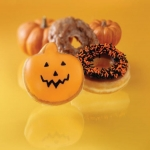 Halloween Doughnut From Krispy Kreme