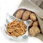 Fresh Cut Seasoned Fries At Wingstop