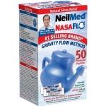 Neilmed Nasaflo Neti Pot With 2 Packets