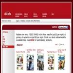 Video Game Rental From Redbox