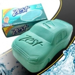Car Shaped Soap From Zest