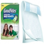 Goodnites Brand – Bed Mat Sample