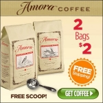 Bag Of Coffee From Amora