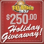 Fat Brain Toys Best Ever Holiday Giveaway