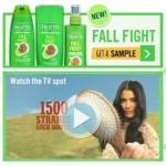 Garnier Fall Fight Shampoo  Conditioner