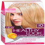 Boxes Of Loreal Healthy Look Creme Hair Color