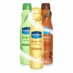 Bottle Of Vaseline Spray And Go Giveaway